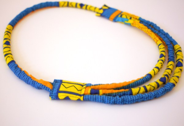 African Cord Necklace