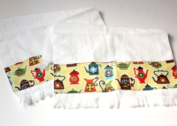 Coffee Kitchen Towels