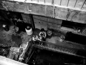 Children in rural china