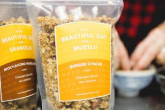 Fair Trade Granola Flavors