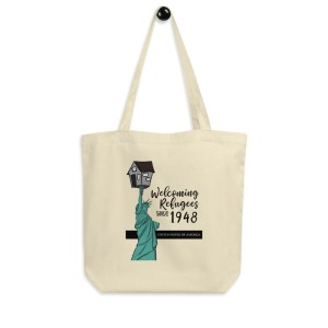 World Refugee Day Tote Bag Charlotte