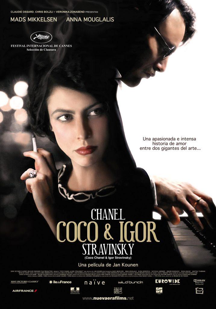 Coco Chanel biografa frases logo pelcula diseos y