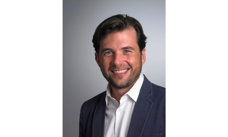 Photo of Bram Westenbrink senior director Global Heineken Brand