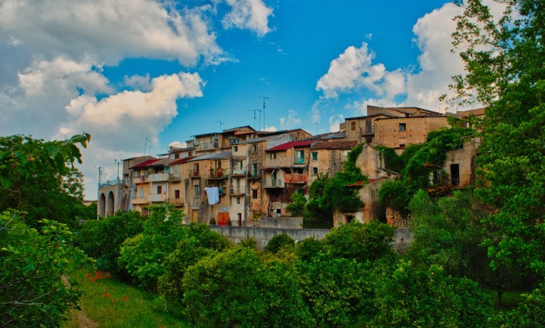 Photo of Italian communities sell houses at a ridiculously low price of 1 euro