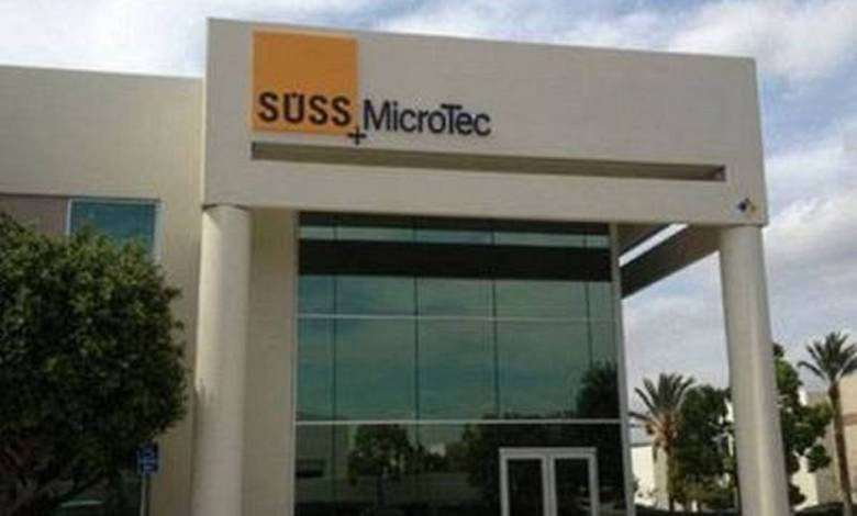 Photo of Süss Microtec: remarkable development