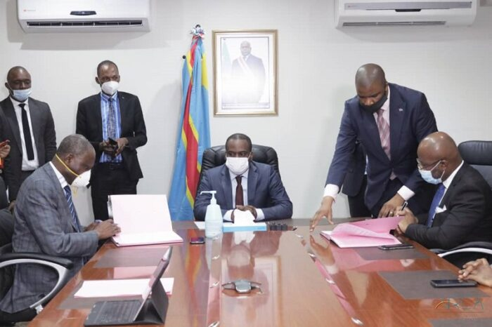 Photo of DRC: ARCA and DGDA agree to collaborate on the control of insurance of import facilities