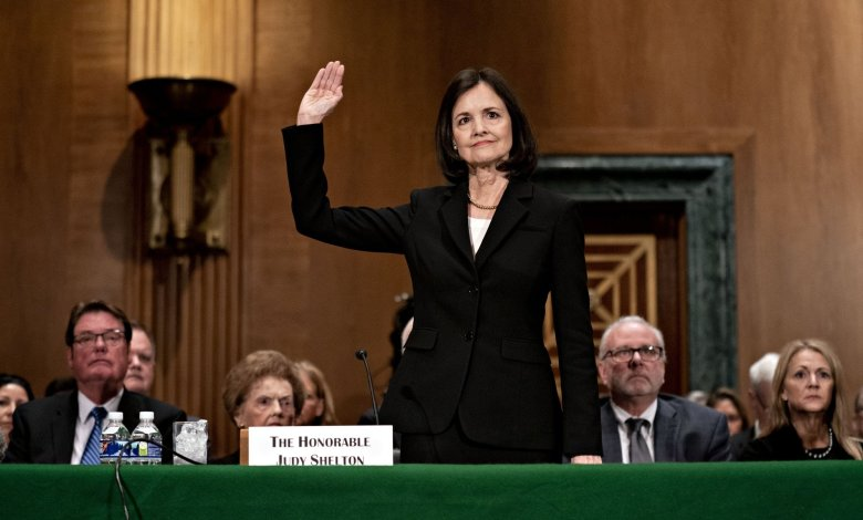 Photo of Judy Shelton's arrival at the Fed propels gold and Bitcoin (BTC) – Cryptocurrencies