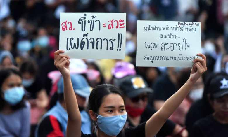 Photo of Asia's youth are calling for more freedom
