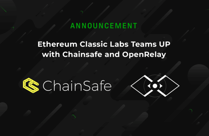 Ethereum Classic ETC OpenRelay ChainSafe security partnership