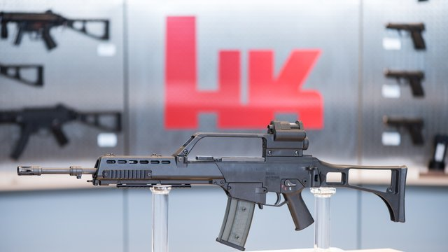 Photo of Major order for assault rifles – Heckler & Koch is considering lawsuit