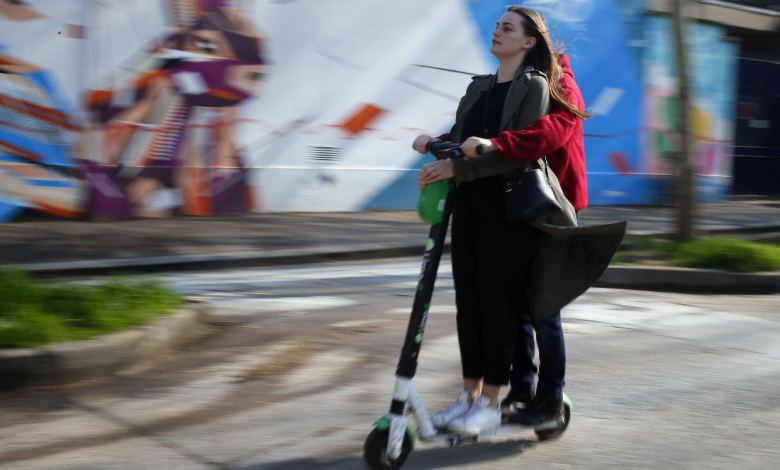 Photo of There are so many accidents with e-scooters in Germany