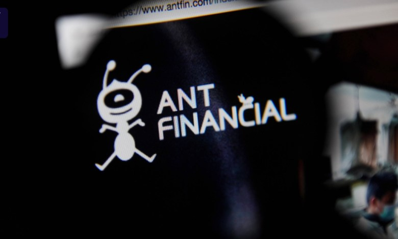 Photo of Ant Financial's IPO drives China's stock prices