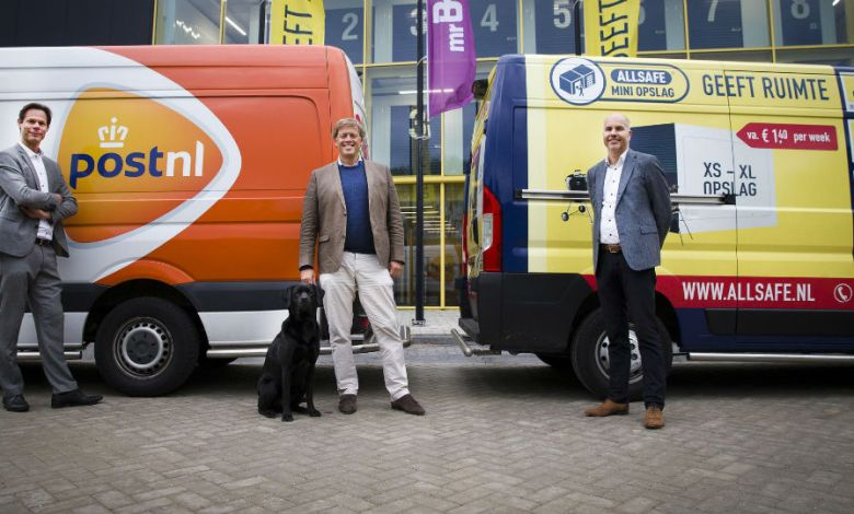 Photo of PostNL and Allsafe start new web shop fast service