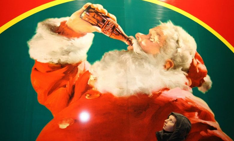 Photo of Because of Coca-Cola: Santa Claus is more than a marketing gimmick
