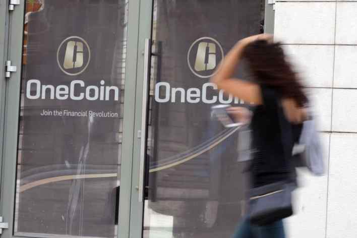 oneCoin marketing manager
