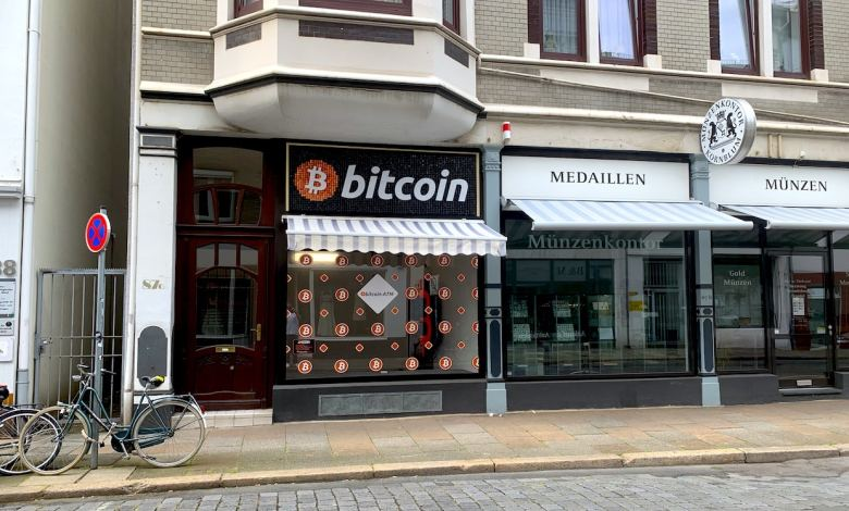 Photo of BlockchainBitcoin ATMs in Germany: Who uses the machines?