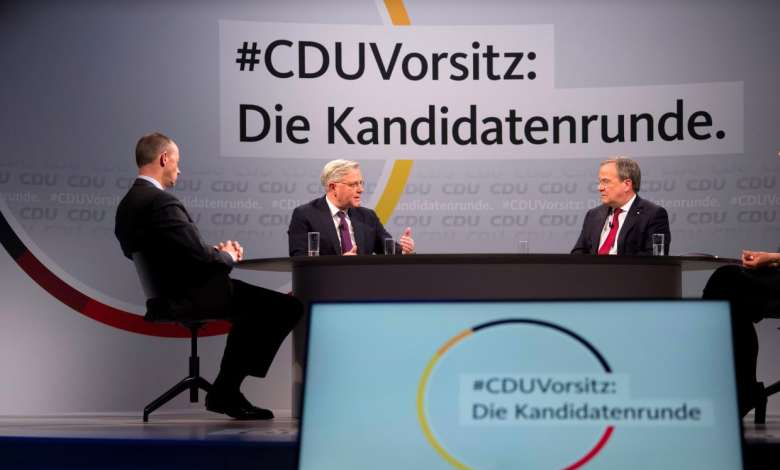Photo of CDU chairmanship What Merz, Röttgen and Laschet are planning for the economy