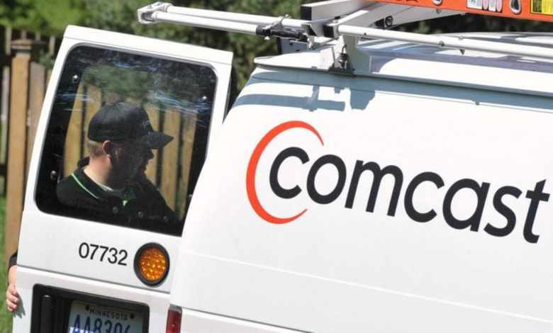 Photo of Daniel Aaron – the head behind the Comcast cable empire