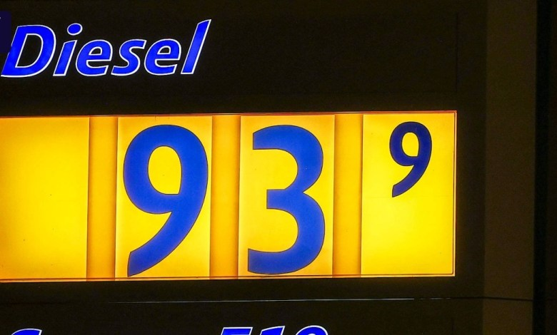 Photo of Oil prices rise significantly ahead of Opec + meetings