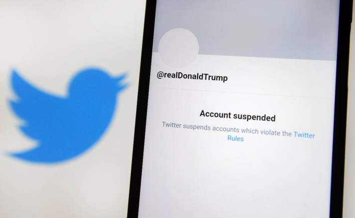Twitter has blocked Donald Trump's account, and other social networks have already taken action against the outgoing US president