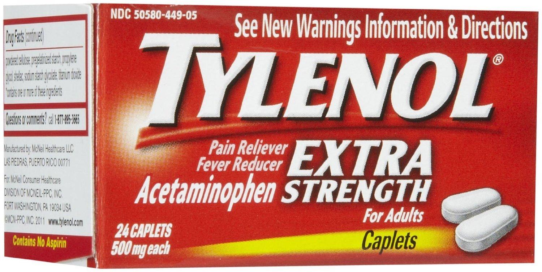 Does Acetaminophen Shorten Lifespan?   The Personal ...