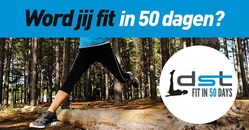 Afslank programma | Fit in 50 Days