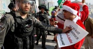 المسيحيون في فلسطين