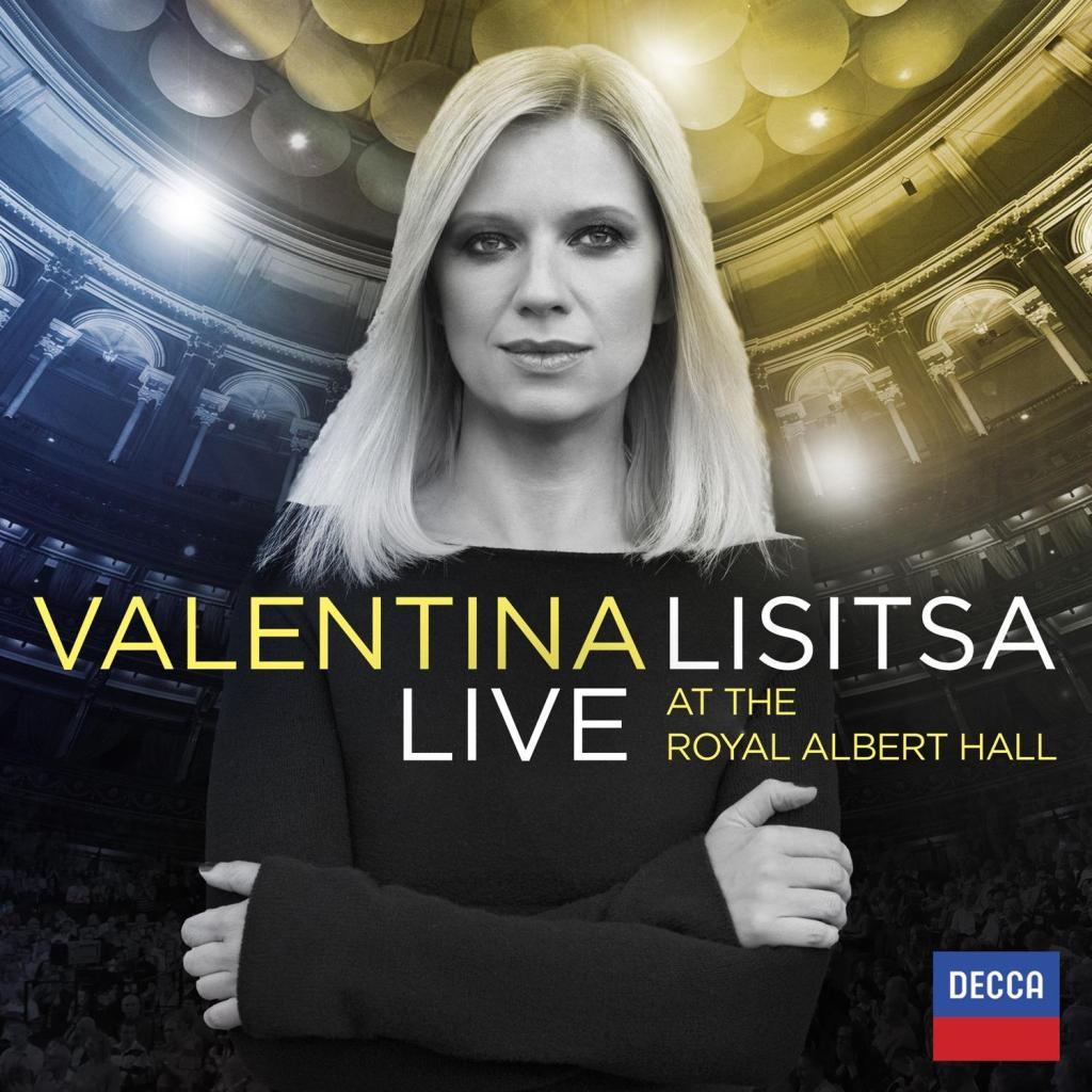 《Live at The Royal Albert Hall》(Valentina Lisitsa)