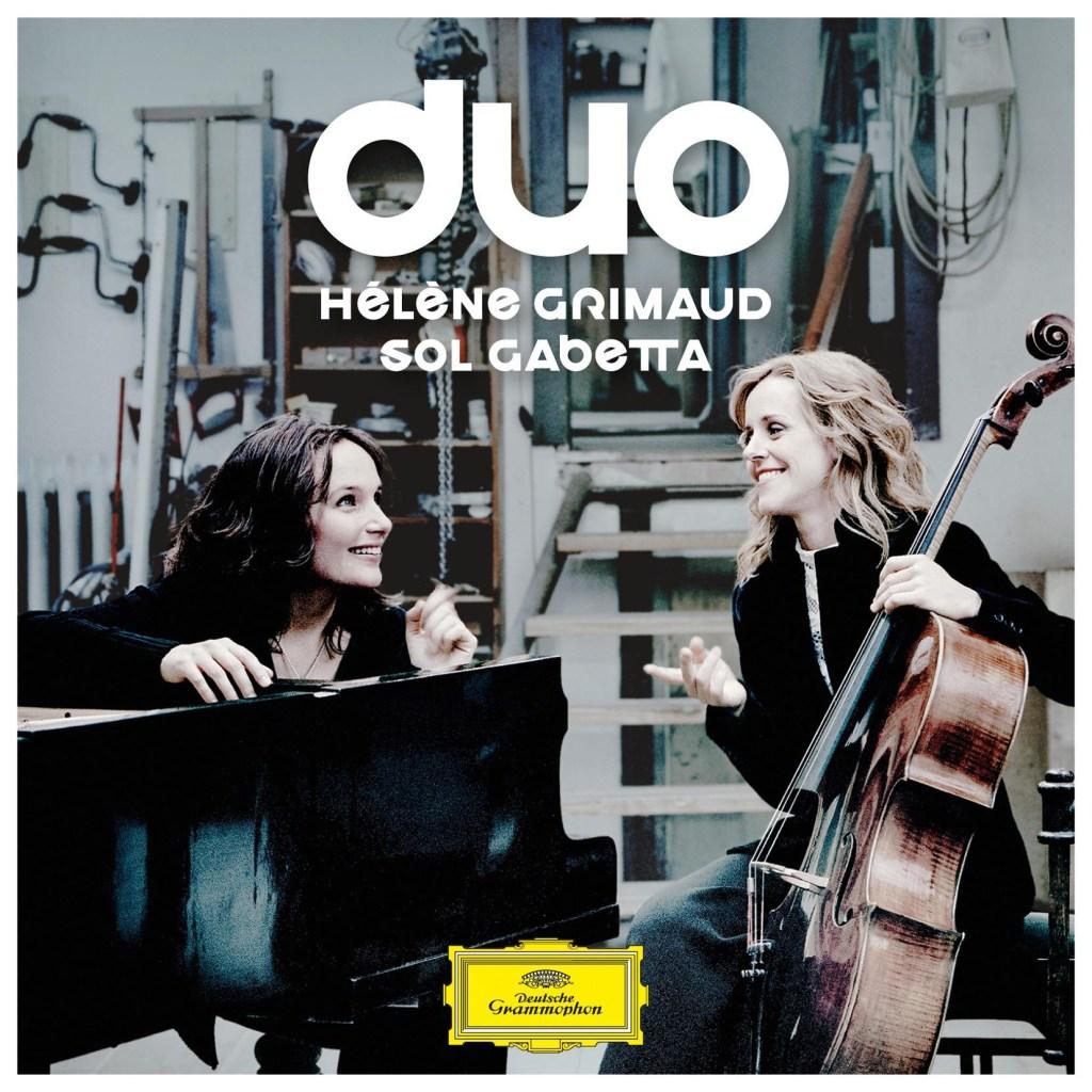 《duo》Hélène Grimaud & Sol Gabetta