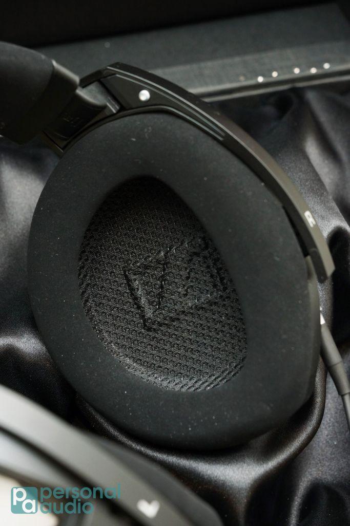 高質量微纖維織物耳墊。