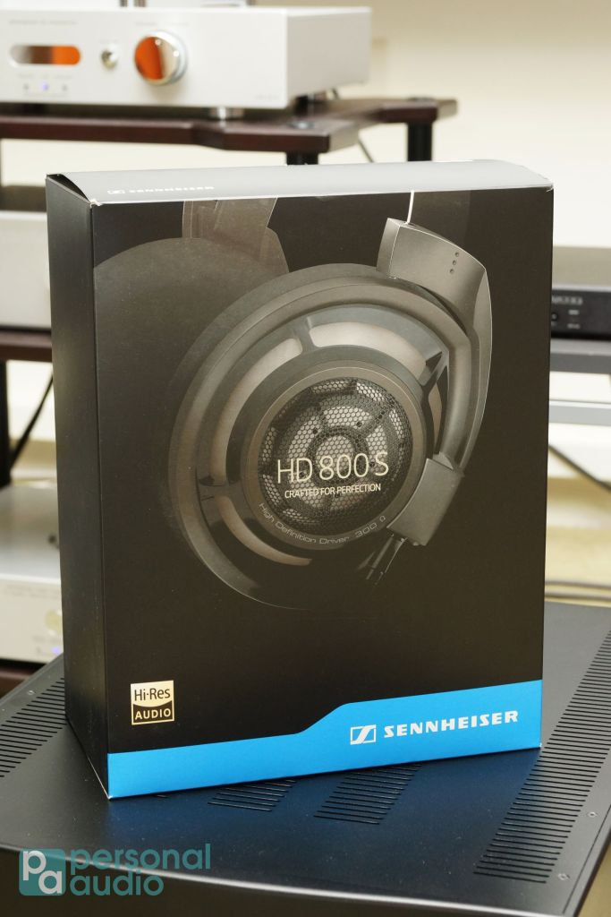 HD800S包裝盒。
