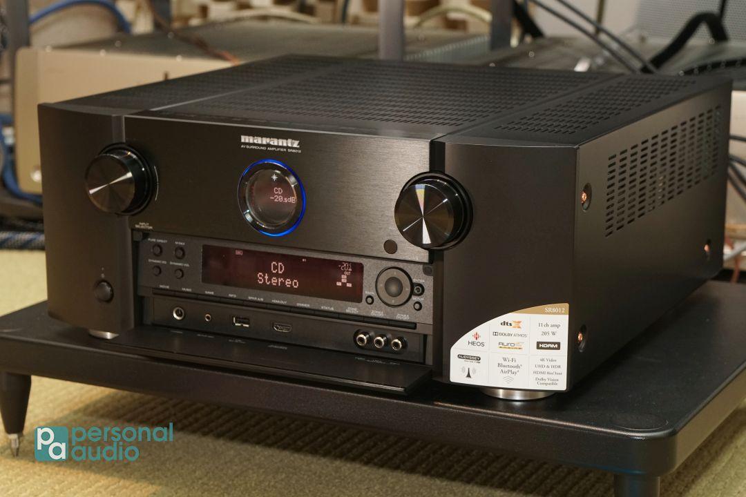 marantz sr 8012 3d 音場 av 擴音機 頂級帶來的文藝氣息與音樂感 personal audio by hifi review