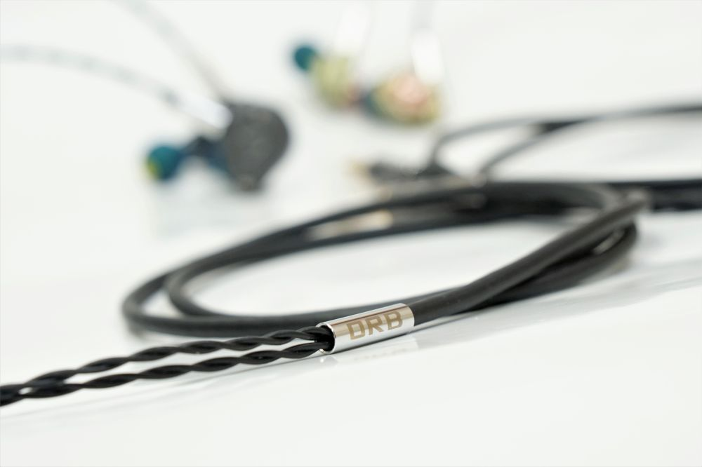 ORB Clear Force Premium MMCX 4.4φ、Clear Force Custom IEM 2pin 4.4φ - 韻味與空間感同步加分