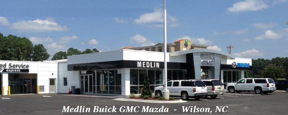 Medlin Buick GMC Mazada