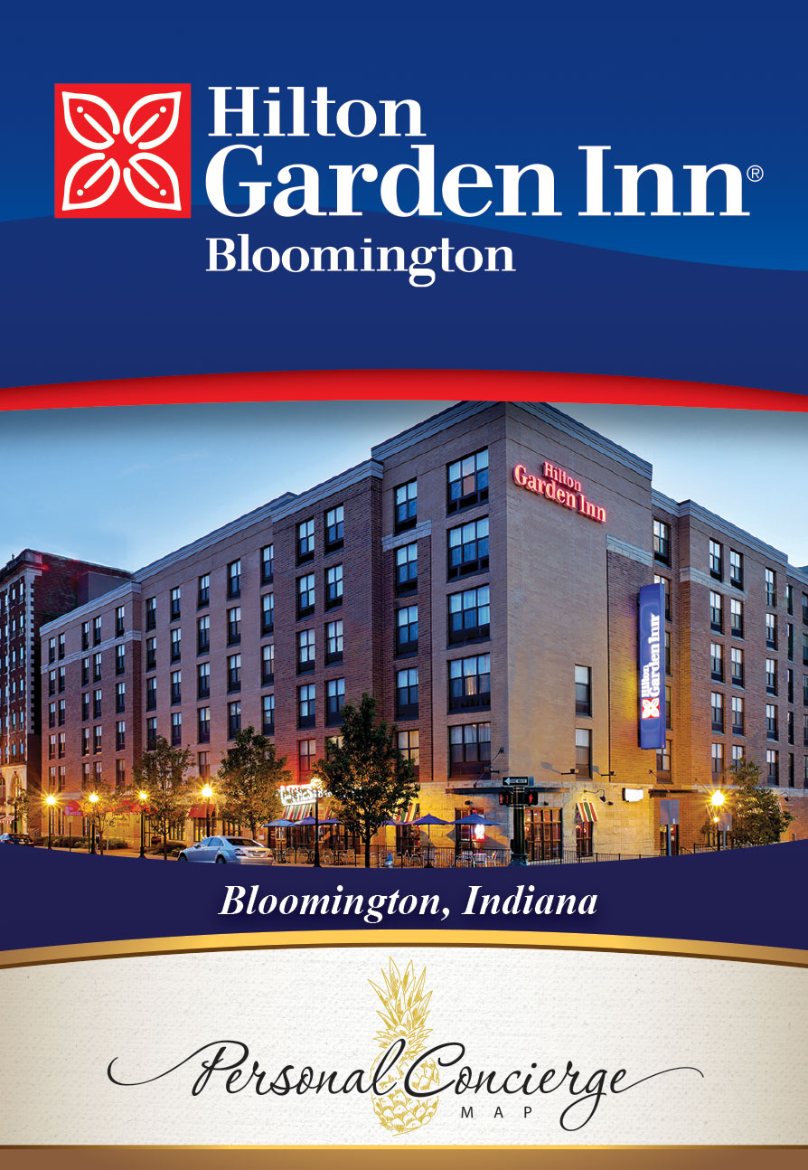 Hilton Garden Inn Bloomington, Hotel, 245 North College Avenue, Bloomington,  Ind, United States. Call Now