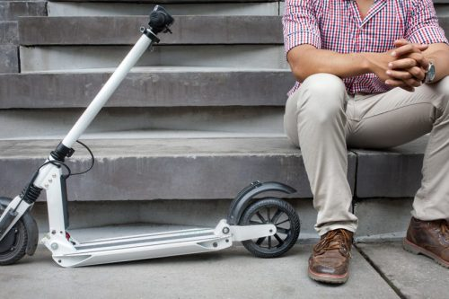 E-Twow electric urban scooter now selling in UK