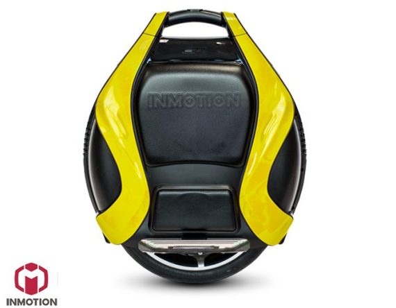 Inmotion v3c yellow PET