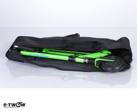 E-Twow Collapsible Trolley Bag