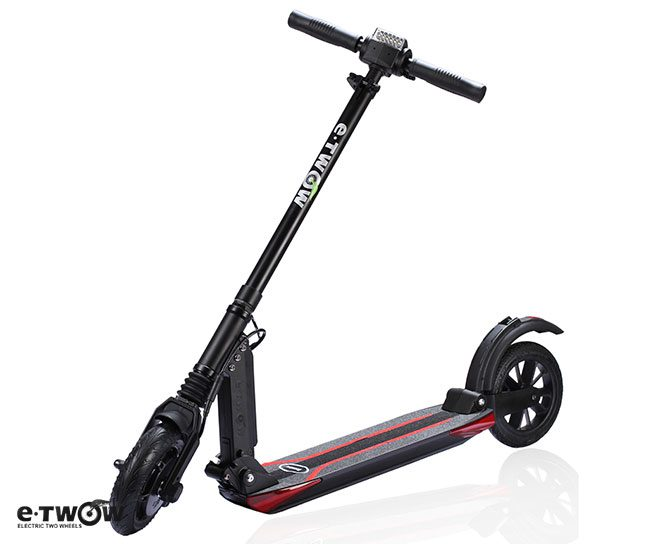 E Twow Booster Plus 6 5ah Electric Scooter Personal