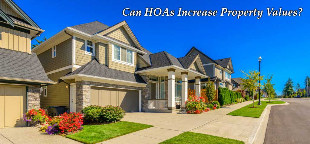 How To Increase Property Values In A Neighborhood