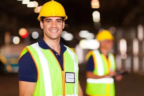 construction worker at work el paso tx