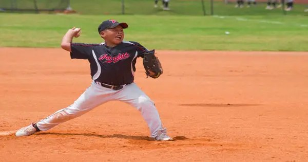 blog de imágenes de jugador de béisbol juvenil