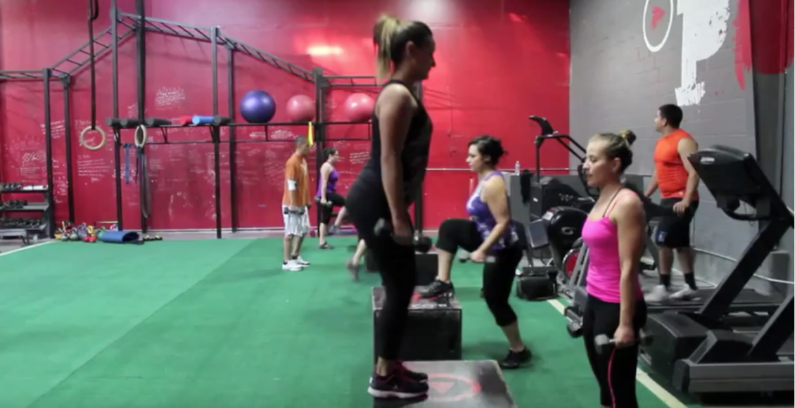 push as rx clients work out