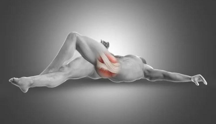 piriformis syndrome person lying on ground el paso tx