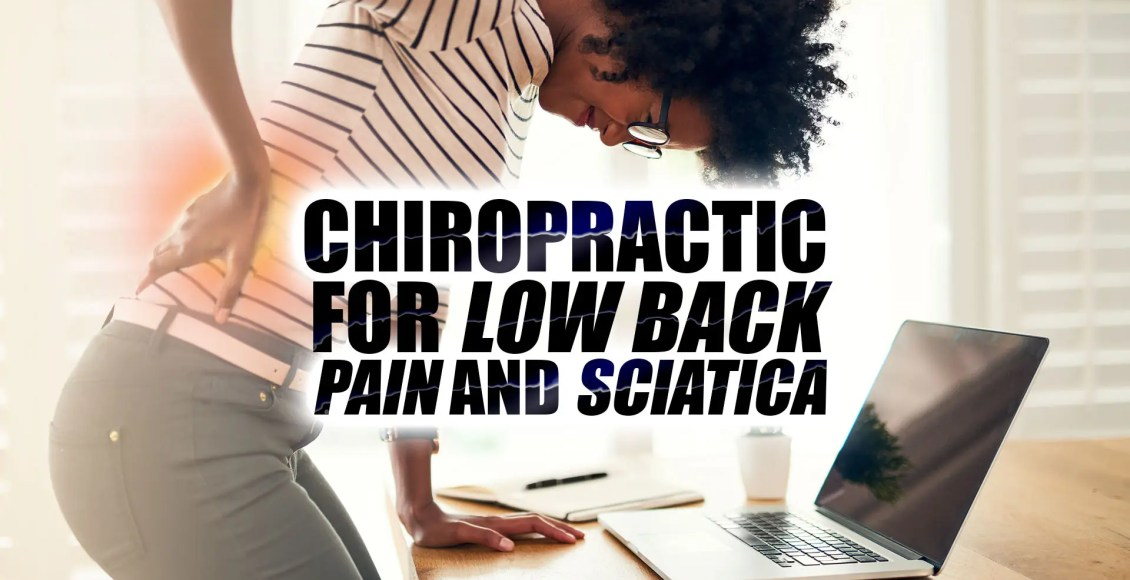 Chiropractic for Low Back Pain and Sciatica Cover Image