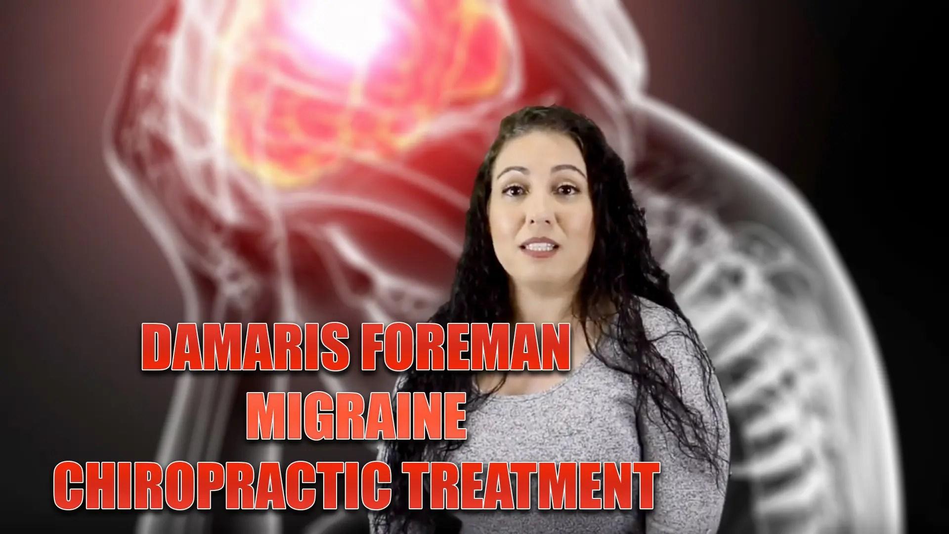 Migraine Chiropractic Treatment | Video