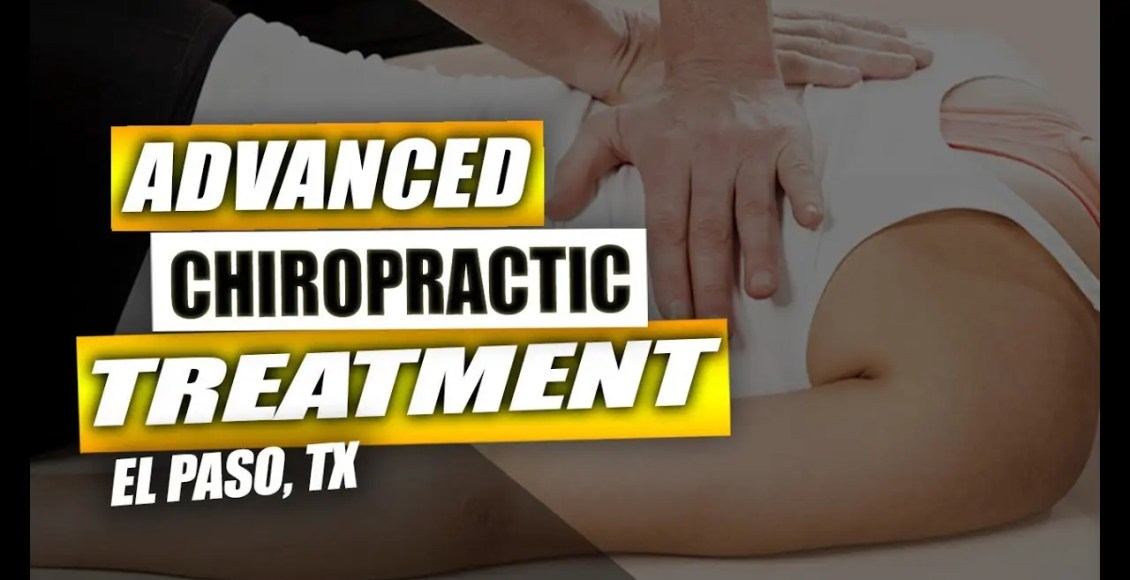 advanced chiropractic for sciatica el paso tx.
