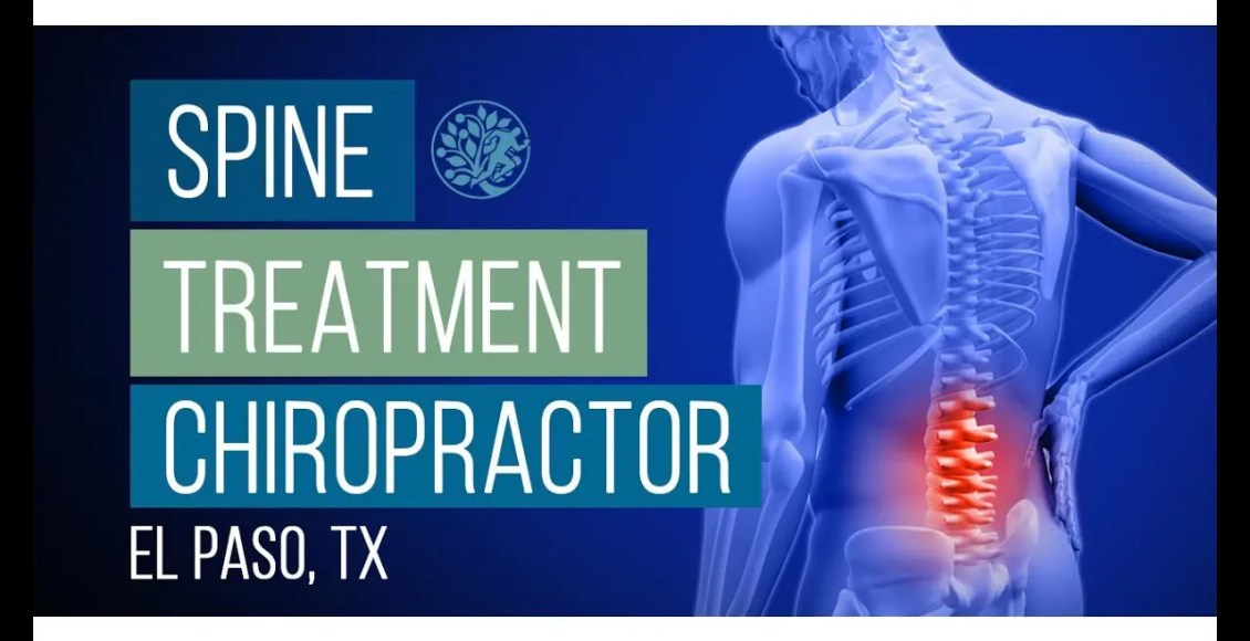11860 Vista Del Sol Personalized Spine Treatment Chiropractor El Paso, TX.