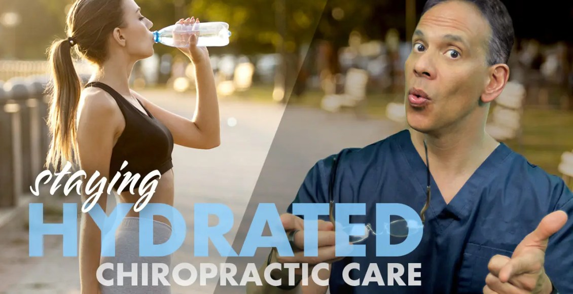 Everyone Needs to Stay Hydrated El Paso, Texas Personal Injury Chiropractic Clinic