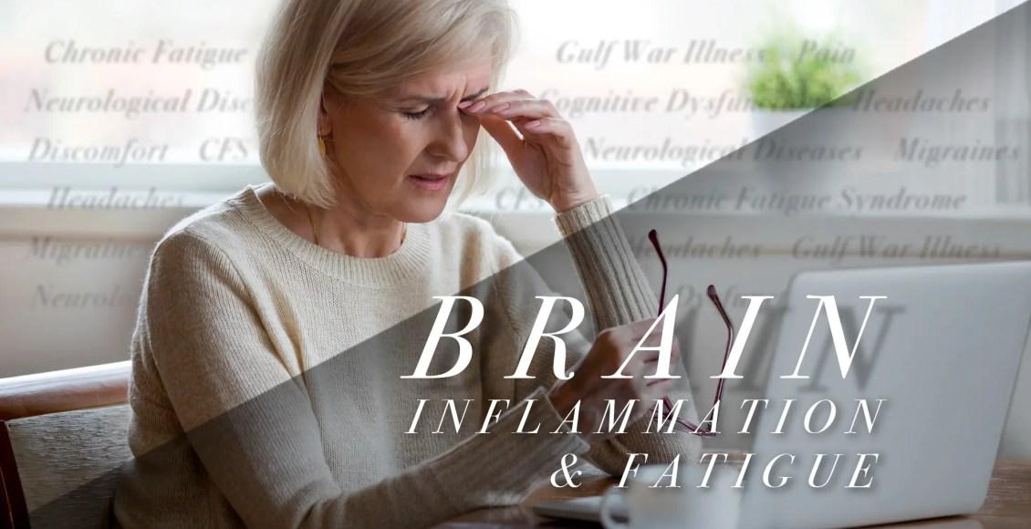 Inflamación cerebral y fatiga en neurología funcional | El Paso, TX Quiropráctico